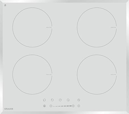 Индукционные варочные панели Graude/ 590 х 62 х 520 мм, индукционная, IK 60.1 WF