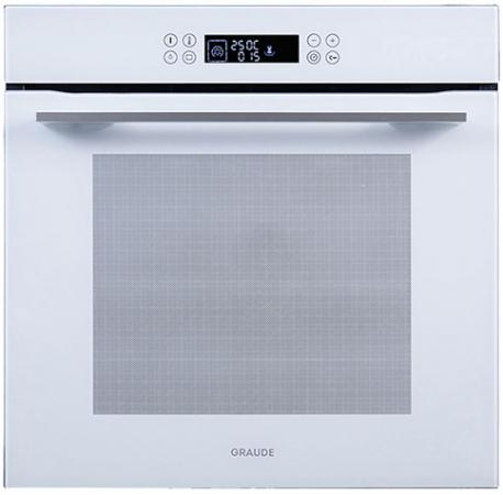Электрический шкаф GRAUDE BM 60.2 W белый цена и фото