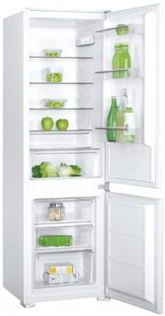 Встраиваемые холодильники Graude/ 540 х 1772 х 540 мм, Класс энергопотребления: А+,Светодиодная подсветка,Дисплей внутри прибора,Стеклянные полки из закаленного стекла,Климатический класс: ST,Объем морозильной камеры: 65 л,Объем холодильной камеры: 185 л,Общий объем: 250 л.