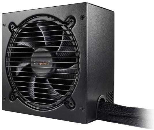 Блок питания be quiet! PURE POWER 11 350W / ATX 2.4, Active PFC, 80PLUS Bronze, 120mm fan / BN291 / RTL блок питания be quiet pure power 11 600w atx 2 4 active pfc 80plus gold 120mm fan bn294 rt
