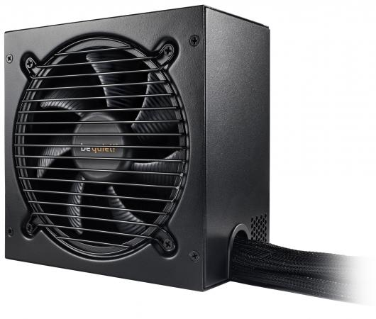 Блок питания be quiet! PURE POWER 11 400W / ATX 2.4, Active PFC, 80PLUS Gold, 120mm fan / BN292 / RTL блок питания be quiet pure power 10 bn274 600w