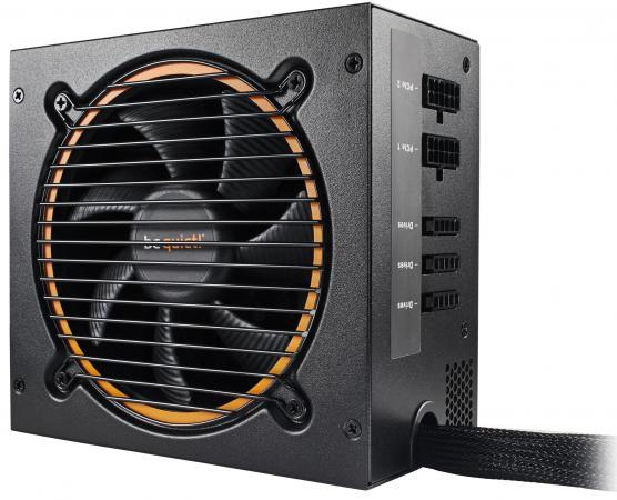 Блок питания be quiet! PURE POWER 11-CM 400W / ATX 2.4, Active PFC, 80PLUS Gold, 120mm fan, CM / BN296 / RTL