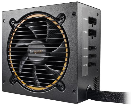 все цены на Блок питания be quiet! PURE POWER 11-CM 500W / ATX 2.4, Active PFC, 80PLUS Gold, 120mm fan, CM / BN297 / RTL