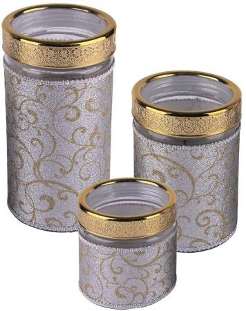 Набор банок для хранения Zeidan Z-1051 набор zeidan z 50626