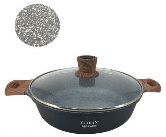 Жаровня Zeidan Z-50301 кастрюля жаровня zeidan 7l 32cm z 50260