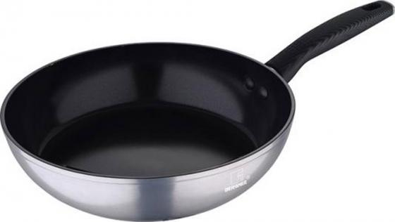 Сковорода Bergner BG-9228-SL Carbon TT 28 см цена