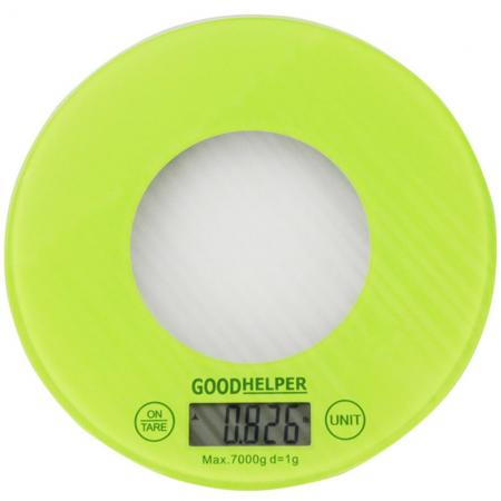 Весы кухонные Goodhelper KS-S03 — кухонные весы goodhelper ks s04 гол