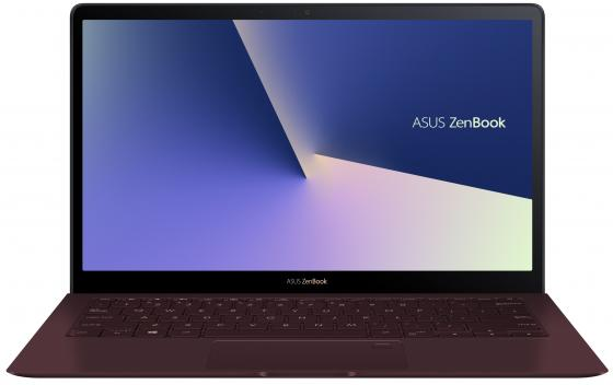 Ноутбук ASUS Zenbook S UX391UA-ET085R 13.3 1920x1080 Intel Core i7-8550U 512 Gb 8Gb Intel UHD Graphics 620 красный Windows 10 Professional 90NB0D94-M04660 ноутбук asus zenbook s ux391ua eg023r 13 3 1920x1080 intel core i7 8550u 512 gb 8gb intel uhd graphics 620 синий windows 10 professional 90nb0d91 m04650