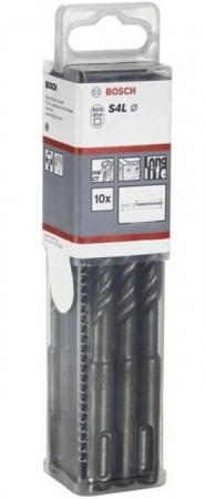 Bosch 2608585618 Сверло SDS plus-5, 10шт. 6x150x215 стоимость