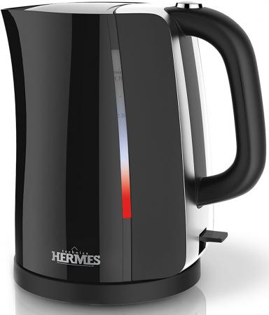 Купить Чайник Hermes Technics HT-EK610, чёрный