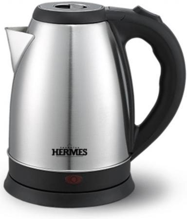 Купить Чайник Hermes Technics HT-EK702, серебристый