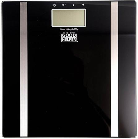 Весы напольные Goodhelper BS-SA56 черный весы goodhelper bs s40