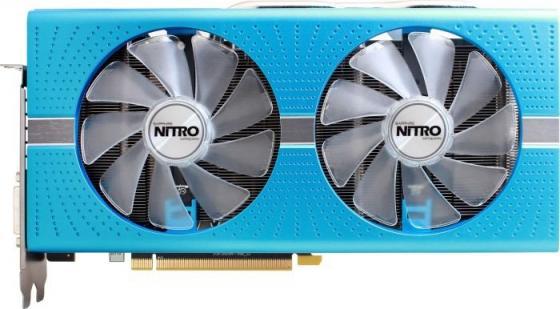 Видеокарта Sapphire Radeon RX 590 NITRO+ PCI-E 8192Mb GDDR5 256 Bit Retail 11289-01-20G видеокарта sapphire radeon rx 580 11265 21 20g pci e 8192mb 256 bit retail