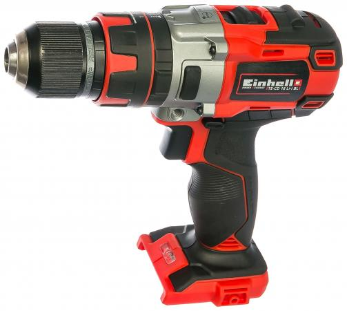 цена на Дрель EINHELL PXC TE-CD 18 Li-i Brushless-Solo (4513860) акк. ударная