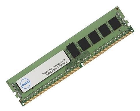 Оперативная память 16Gb (1x16Gb) PC4-21300 2666MHz DDR4 RDIMM ECC Buffered CL19 DELL 370-ADND