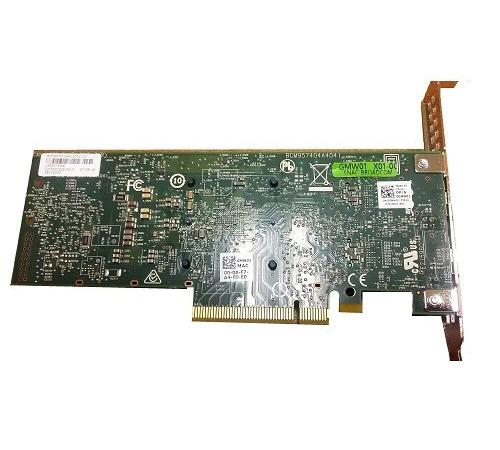 Купить Broadcom 57412 Dual Port 10Gb SFP+ PCIe Adapter Full Height, 14G, Dell