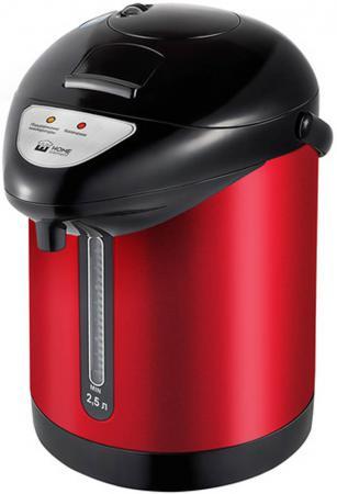 лучшая цена HOME ELEMENT HE-TP621 Термопот красный рубин