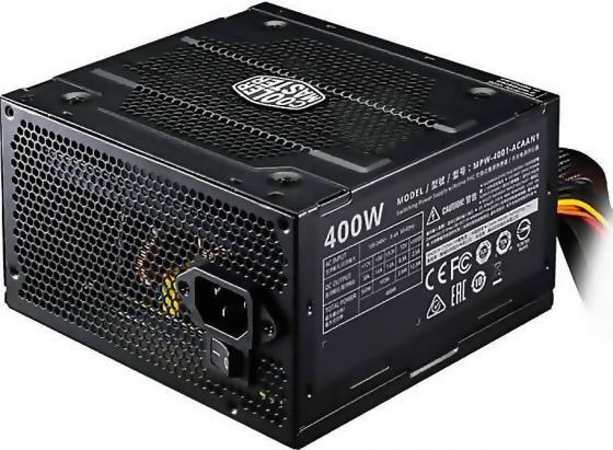 Блок питания ATX 400 Вт Cooler Master Elite V3 400 400W ATX (MPW-4001-ACABN1-EU) цена и фото