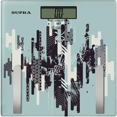 Весы напольные Supra BSS-6800 рисунок цена 2017