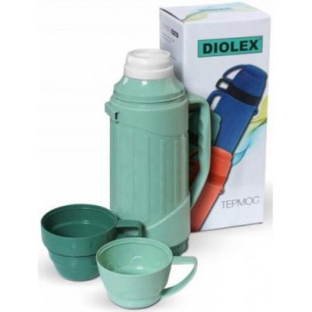 Термос Diolex DXP-600-G 0,60л зелёный термос diolex dxp 3200 1