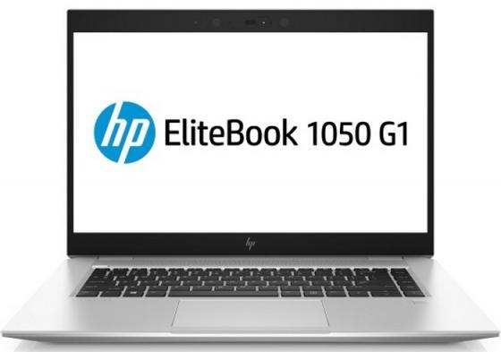 Ноутбук HP EliteBook 1050 G1 15.6 1920x1080 Intel Core i5-8300H 256 Gb 8Gb Bluetooth 5.0 Intel UHD Graphics 620 серебристый Windows 10 Professional 3ZH19EA