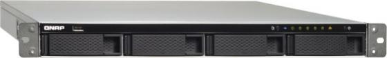 цена на SMB QNAP TS-463XU-RP-4G NAS, 4-tray w/o HDD, rackmount, 2xPSU, Quad-сore AMD 2.0 GHz, 4GB DDR3L (1x4GB ) up to 16GB (2x8GB ),1x 10G LAN RJ45, 4x1GbE LAN, 2U Rackmount, 2x250W PSU. W/o rail kit RAIL-B02