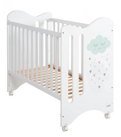 Кроватка 120x60 Micuna Lili(White) цена