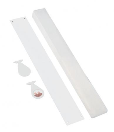 Дополнительная опция для соединения кроваток для двойни Micuna Kit Gemelar CP-1774(White) балдахины для кроваток bebe luvicci little wings