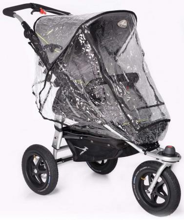 Дождевик для коляски TFK Joggster Adventure (T-003-JA) дождевик для коляски tfk dot t 003 dot
