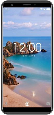Смартфон Oukitel C11 Pro 4G Black 4 Core (1.3GHz)/3GB/16GB/5.45 1440*720/8Mp/2Mp/2Sim/3G/4G/BT/WiFi/GPS/Android cubot x16s 5 0 inch 3gb 16gb smartphone black