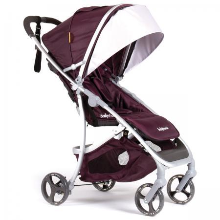 Дополнительный капор на коляску Babyhome Emotion (silver) цены онлайн