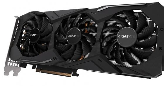 все цены на Видеокарта GigaByte nVidia GeForce RTX 2080 WINDFORCE PCI-E 8192Mb GDDR6 256 Bit Retail GV-N2080WF3-8GC онлайн