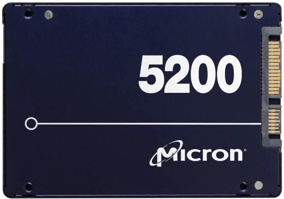 SSD жесткий диск SATA2.5 960GB 5200 MAX MTFDDAK960TDN CRUCIAL