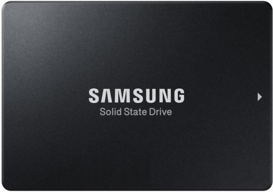 SSD жесткий диск SATA2.5 3,84TB 860DCT MZ-76E3T8E SAMSUNG