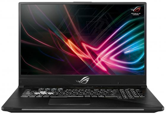 Фото - Ноутбук ASUS ROG SCAR II Edition GL704GM-EV060 17.3 1920x1080 Intel Core i7-8750H 1 Tb 256 Gb 8Gb Bluetooth 5.0 nVidia GeForce GTX 1060 6144 Мб черный DOS 90NR00N1-M01220 cd led zeppelin ii deluxe edition