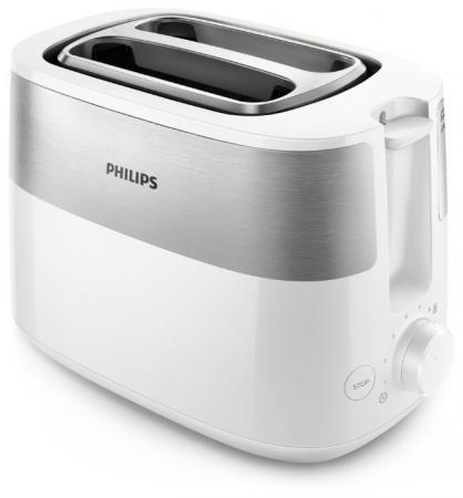 Тостер Philips HD2515/00 тостер philips hd2637 00 серебристый белый