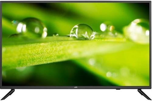 Фото - Телевизор 24 JVC LT-24M580 черный 1366x768 60 Гц Wi-Fi Smart TV RJ-45 телевизор led 39 yuno ulx 39tcs221 ru черный 1366x768 50 гц smart tv wi fi vga rj 45