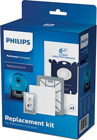 Набор фильтров и пылесборников Philips FC8074/01
