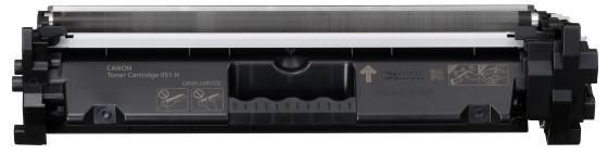 Тонер-картридж Canon 051 H для Canon i-SENSYS LBP162dw 4100 Черный тонер картридж 051h для i sensys lbp160 mf260 2169c002
