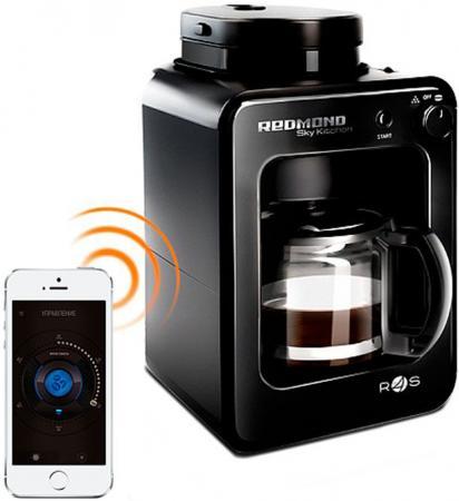Кофеварка Redmond RCM-M1505S (E) кофеварка redmond rcm 1511