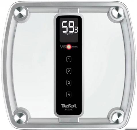 Весы напольные Tefal PP5150V1 весы напольные tefal pp1221v0 белый
