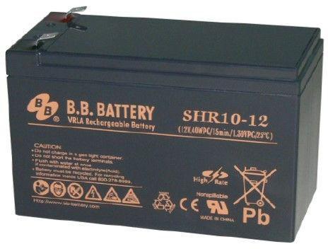 Батарея для ИБП BB SHR 10-12 12В 8.8Ач все цены