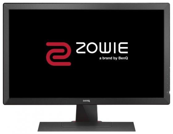"Монитор 24"" BENQ Zowie RL2455S cерый TN 1920x1080 250 cd/m^2 1 ms DVI-D HDMI VGA Аудио 9H.LHGLB.QBE монитор 24 benq zowie rl2460 tn led 1920x1080 1ms vga dvi hdmi"
