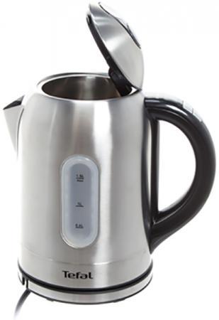 Чайник электрический Tefal KI 400D Selectea 2400 Вт Нержавеющая сталь чёрный 1.5 л нержавеющая сталь