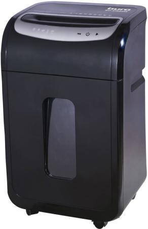 Шредер Buro Office BU-S1602M (секр.P-5)/фрагменты/16лист./30лтр./пл.карты/CD шредер buro bu fd504m fd504m