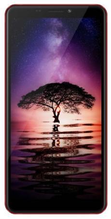 Смартфон ARK UKOZI U5 красный 5.72 4 Гб Wi-Fi GPS 3G Bluetooth смартфон doogee x20 серебристый 5 16 гб wi fi gps 3g