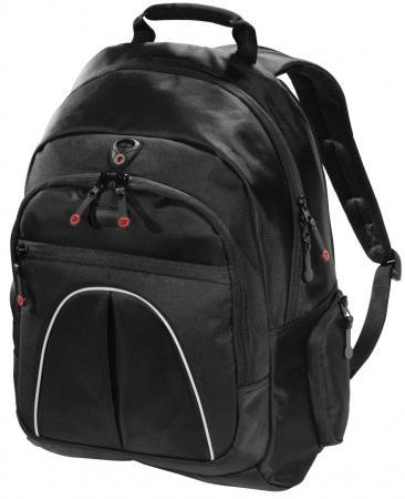 """Рюкзак для ноутбука 15.6"""" HAMA """"Vienna"""" полиэстер черный 00101778"""