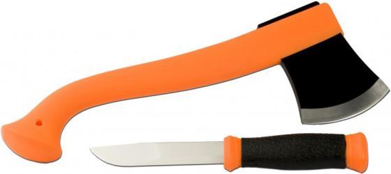 Набор нож/топор Mora Outdoor Kit (12096) оранжевый туристический топор mora camp 1991 mg