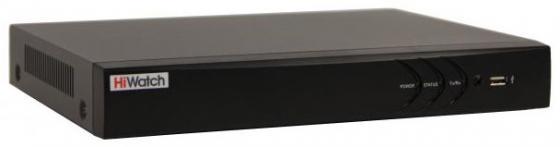 Видеорегистратор Hikvision HiWatch DS-H204U видеорегистратор hikvision hiwatch ds h216q