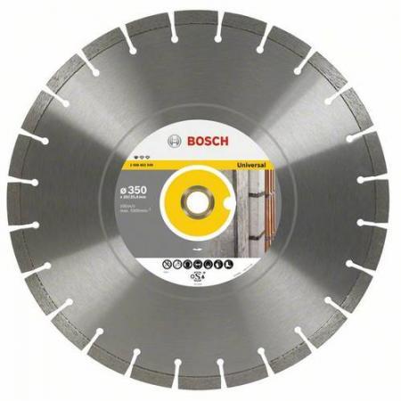 Алмазный диск BOSCH ECO Universal Ф350-25мм (2.608.615.035) по бетону